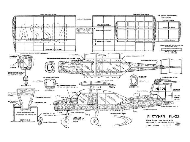 Fletcher FL-23 - 7885
