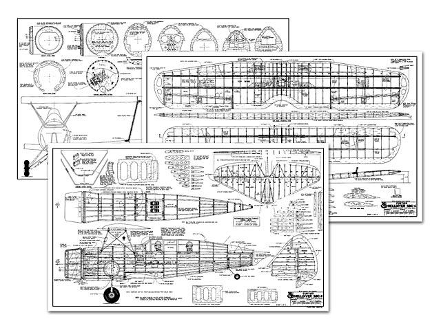 Curtiss SBC-4 Helldiver - 7911