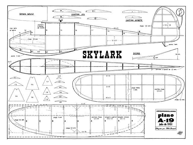 Skylark - 7998