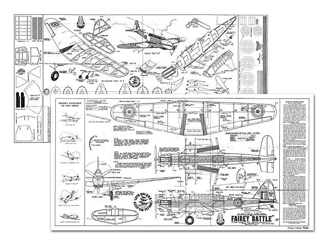Fairey Battle - 8019