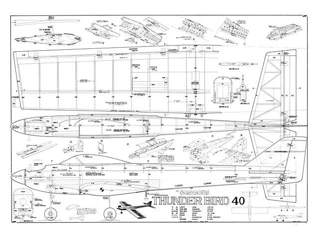 Thunderbird 40 - 8021