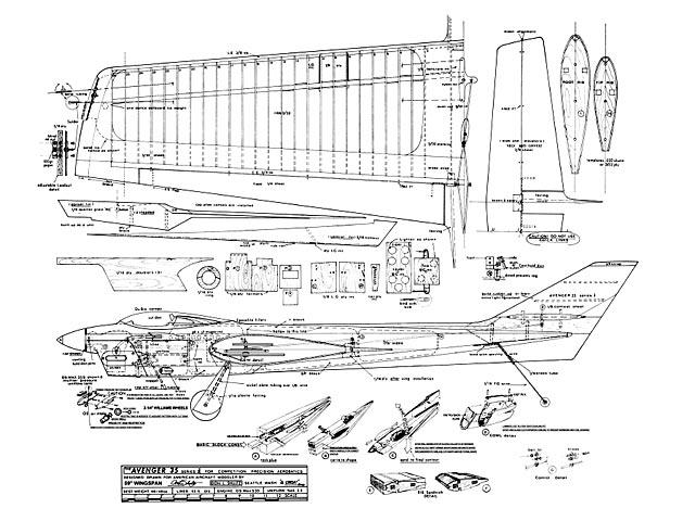 Avenger 35 - 8023