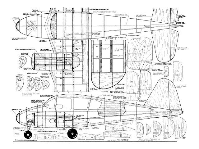 Piper Apache - 8040