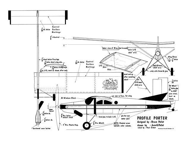 Profile Porter - 8043