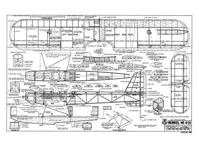 Heinkel He 8-31 - 8117