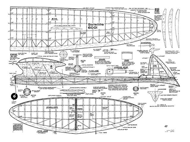 Satellite 600 - 8123