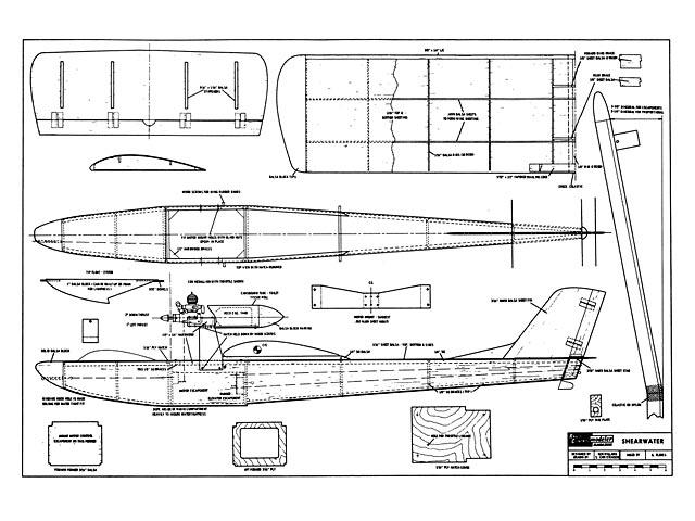 Shearwater - 8136