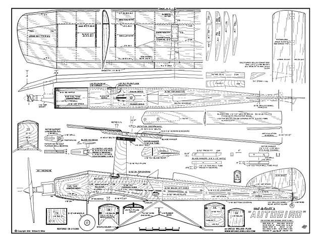 Autogiro plan - Free download - Outerzone