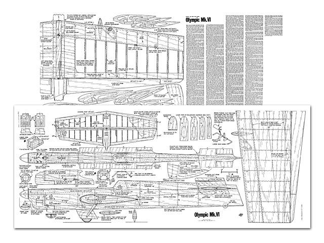 Olympic Mk VI - plan thumbnail image