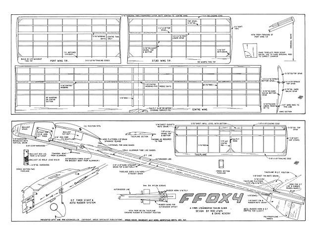 Ffoxy - plan thumbnail image
