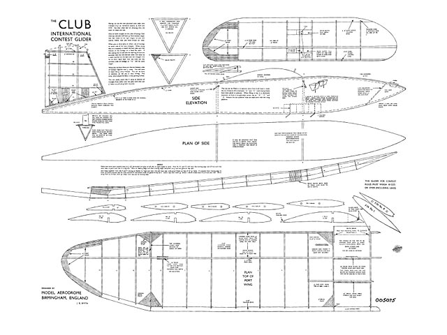 Club International - plan thumbnail image