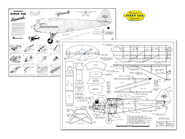 Piper Cub Special - plan thumbnail image