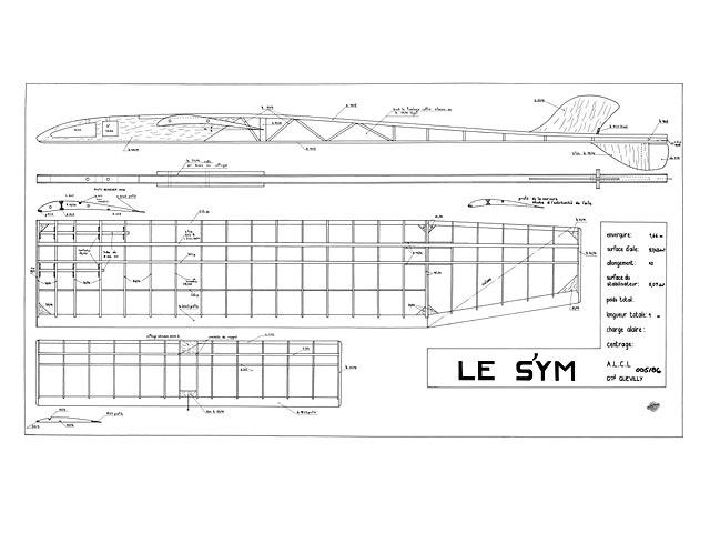 Le Sym - plan thumbnail image