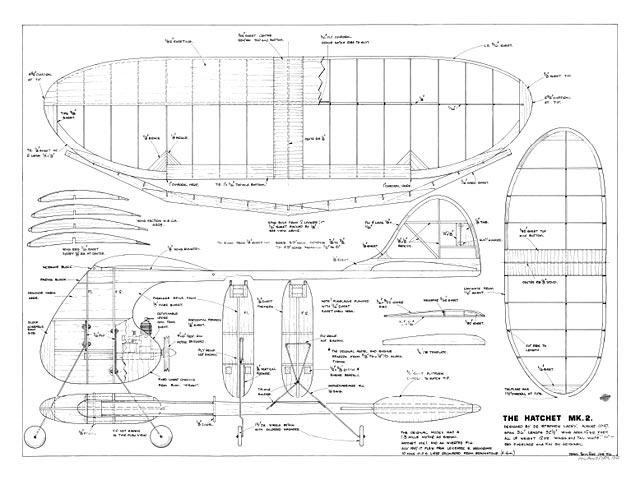 Hatchet Mk 2 - 8316