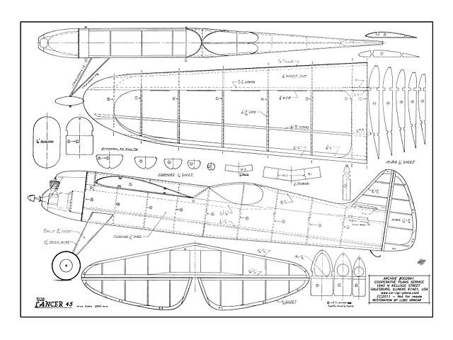 Lancer 45 - 8330