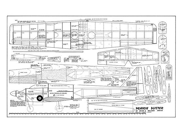Prairie Duster - 8336