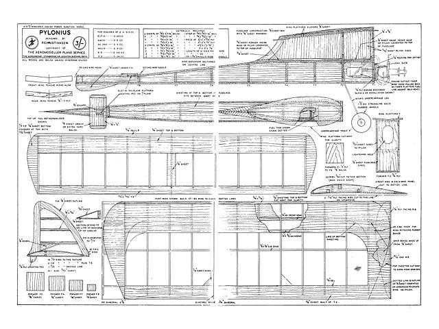 Pylonius - plan thumbnail image
