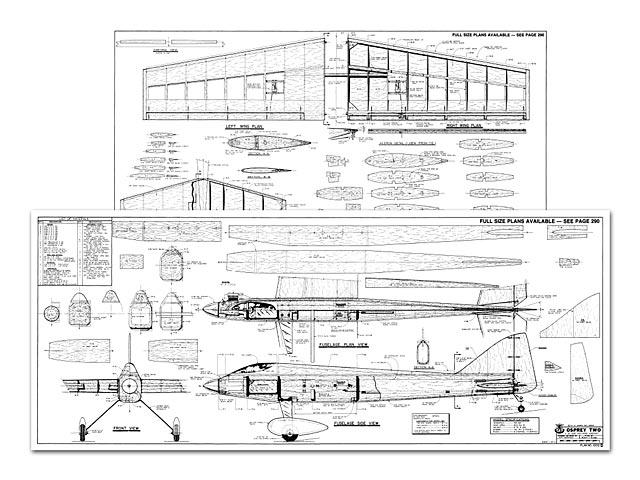 Osprey Two - 8401