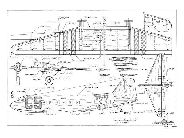 C-47 - 8409