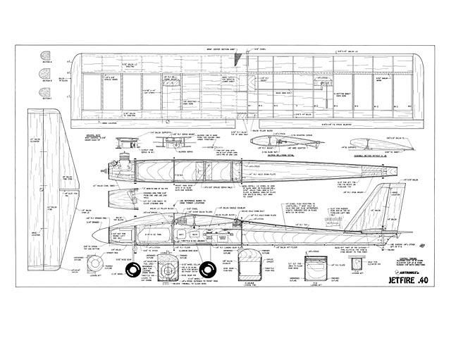 JetFire 40 - plan thumbnail image