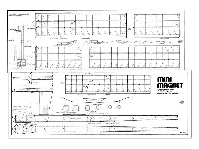 Mini Magnet - plan thumbnail image