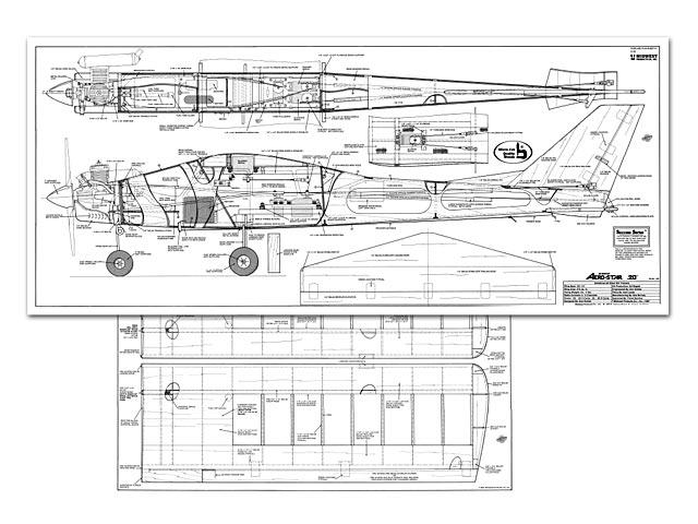 Aero-Star 20 - plan thumbnail image