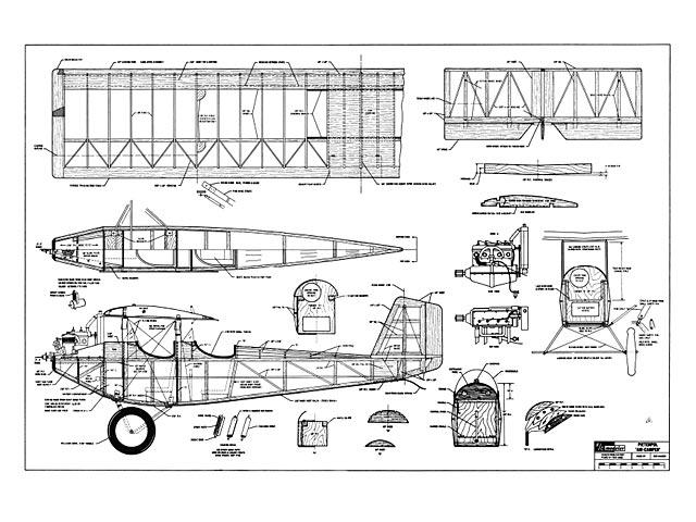 Pietenpol Air Camper  - 8451