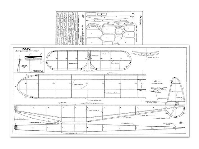 Runa Modello B - 8458