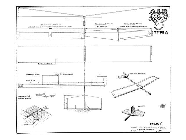 Air Sport Type A - 8465