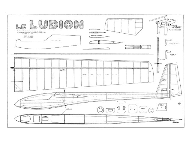Le Ludion - plan thumbnail image