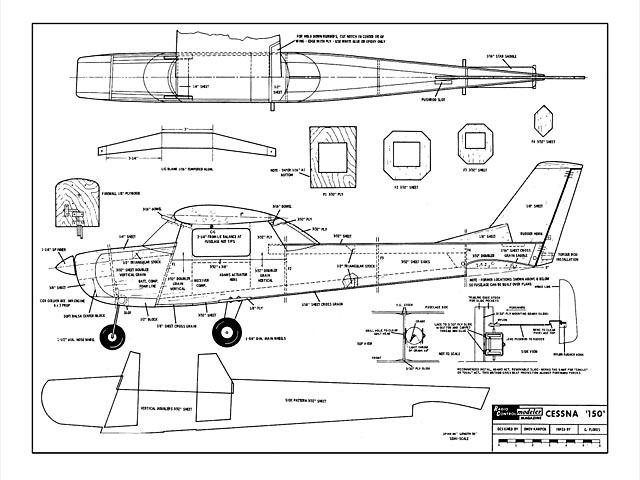 Cessna 150 - 8492