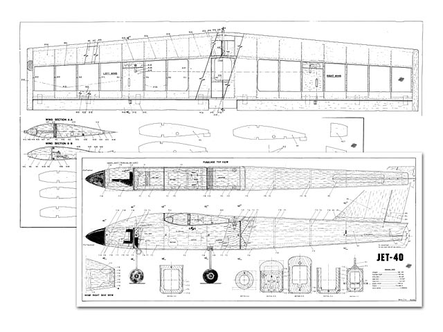 Jet-40 - plan thumbnail image