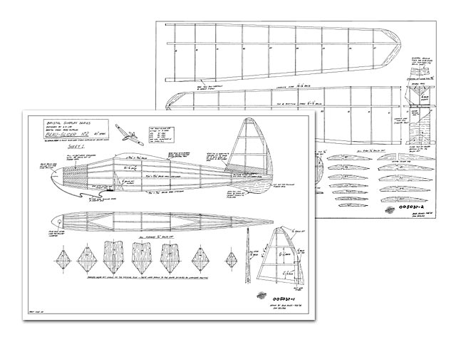 Beau-Glider 2 - 8497