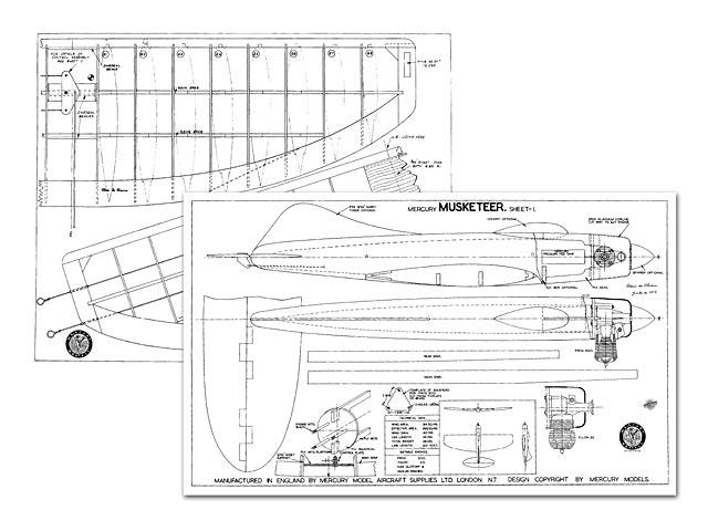 Musketeer - plan thumbnail image