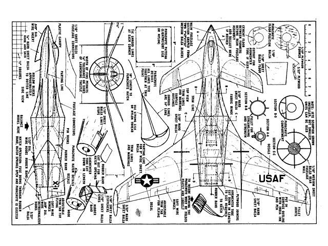 Space Ship - 8502