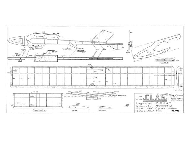 Le CLAB - plan thumbnail image