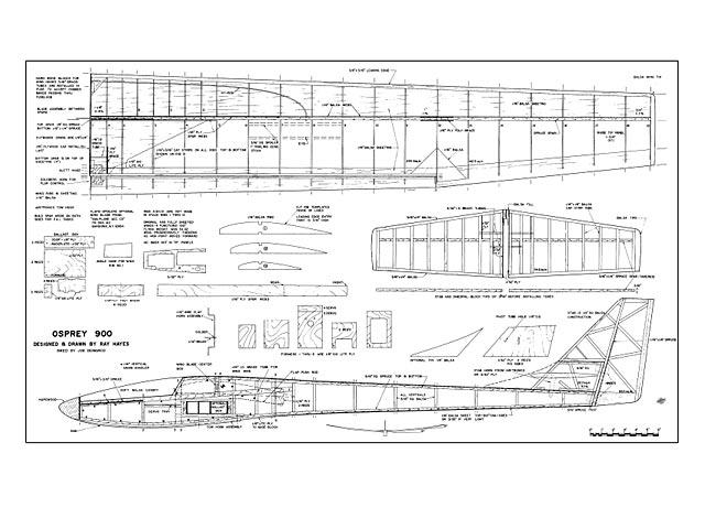 Osprey 900 - 8526
