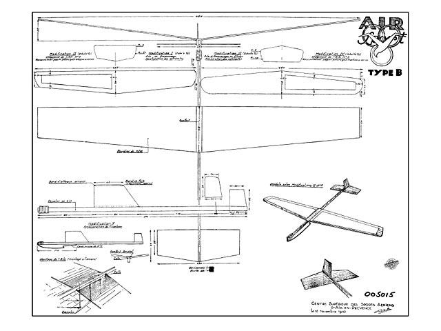 Air Sport Type B - 8533