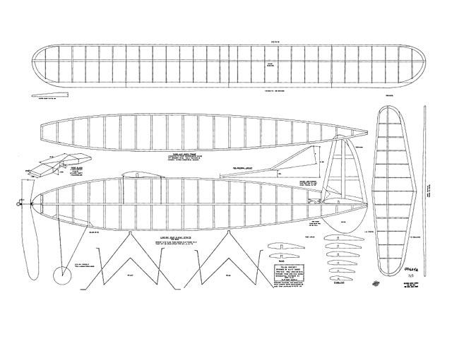 Tulsa Rocket - plan thumbnail image