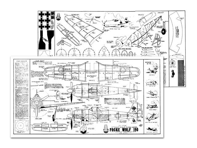 Focke-Wulf 190 - 8574