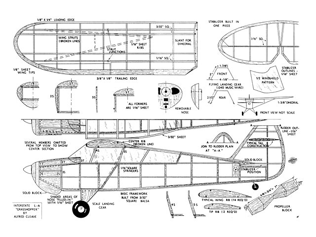 Interstate L-6 Grasshopper - plan thumbnail image