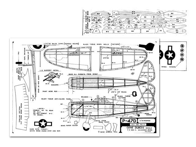 P-47D Thunderbolt - 8605