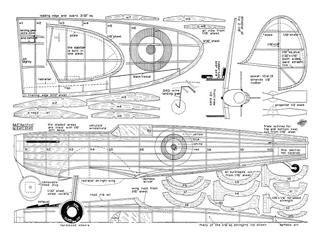 Spitfire - plan thumbnail image