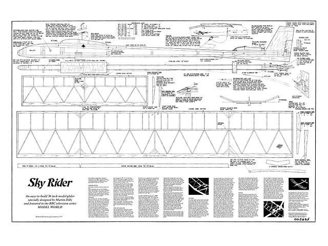 Sky Rider - plan thumbnail image