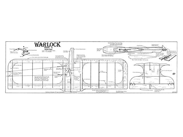 Warlock - plan thumbnail image