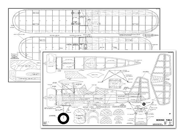 Boeing F4B-2 - 8625