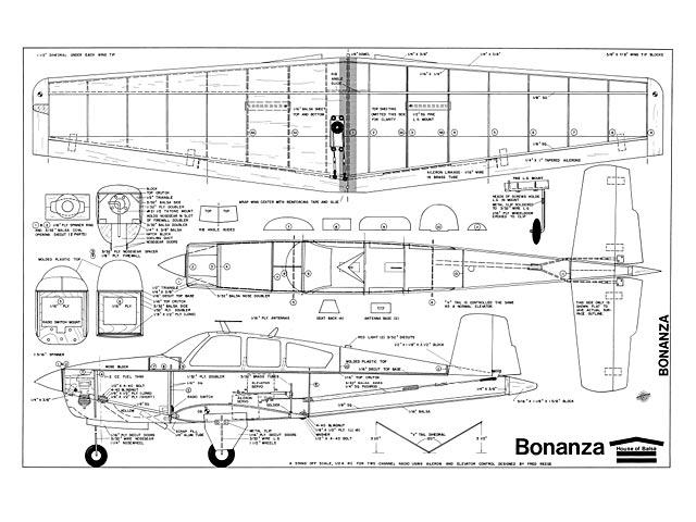 Bonanza - 8701