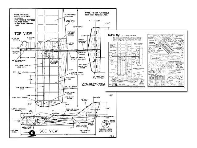 Combat Trainer - 8703