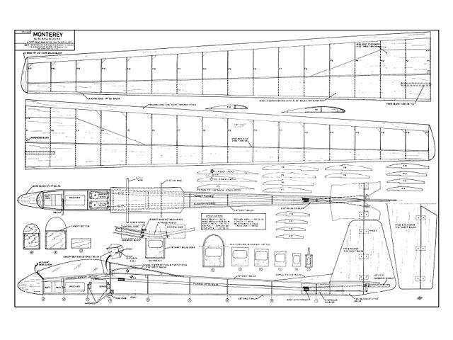 Monterey - plan thumbnail image