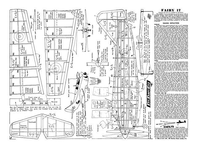 Fairey 17 - 8712